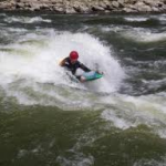 Whitewater Fun: Riverboarding in Golden, Colorado