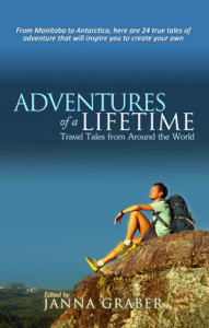 Adventure travel anthology